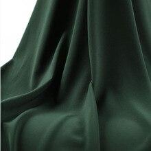 High-end fashion fabrics Army green windbreaker fabrics Suit suits Spring and autumn fabrics Skirt fabrics  005