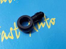 7/16-20unf thread AN4 AN-4 -4an to 10.5mm banjo adaptor Bolt ptfe brake hose fitting