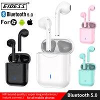 I9S pro TWS Drahtlose Bluetooth Kopfhörer Ohrhörer Freihändiger Kopfhörer kopfhörer Headset Lade Box für xiaomi iPhone huawei