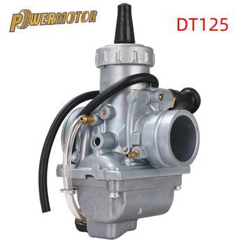 Mikuni-Carburador de motocicleta, 28mm, para Yamaha DT125, DT175, RX12, Suzuki, TZR125, RM65, RM80, RM85, Pit Bike, Dirt Bike, ATV