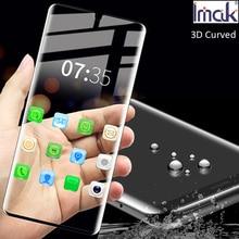 imak 3D Curved Tempered Glass For Xiaomi Mi Note 10 Note10 Pro oleophobic Full Screen panel Glue