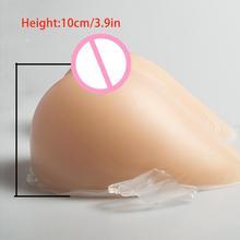 2020 Silicone Breast Forms With Shoulder Straps 2800g Huge Artificial  For Drag Queen Transvestite Crossdresser Boobs Enhancer