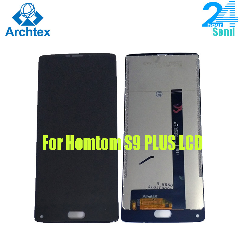 """For Original HOMTOM S9 Plus LCD Display +Touch Screen Screen Digitizer Assembly Replacement 18:9 HD+ 5.99"""" 100% Tested in stock(China)"""