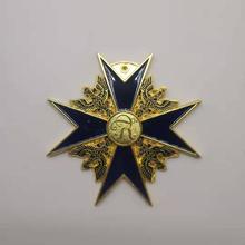 Hoher Orden vom Schwarzen Adler немецкий медаль-значок