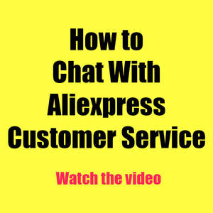 Silky Strands   How to Chat With Aliexpress Customer Service