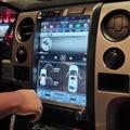 Tesla стиль Android 9 PX6 gps-навигация  dvd-плеер для Ford Raptor F150 2009-2014 Авто Радио стерео Мультимедиа Плеер головное устройство
