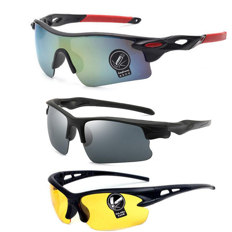 Night Vision Goggles Drivers Night-vision Car Glasses Anti Night With Luminous Night Driving Glasses Protective Gears Sunglasses
