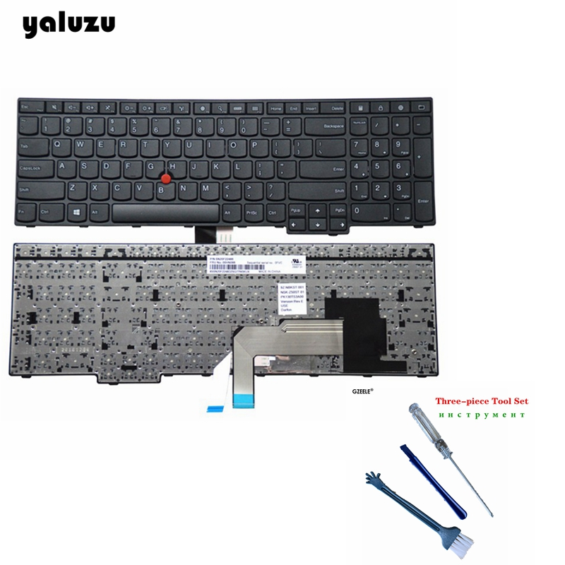 NEW For Lenovo Thinkpad E560 E565 E560c Keyboard Spanish Teclado SP