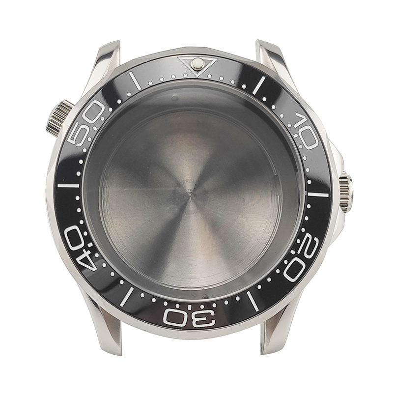 10ATM 41mm Sapphire Crystal Sea Master Style Watch Case Mods High Quality ETA2836 MIYOTA8215