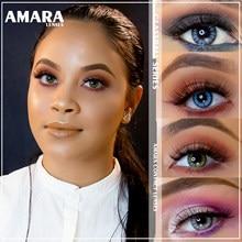Lentillas cosméticas de colores para cosplay, lentes de contacto de colores para ojos, serie de bolas de cristal, 1 par