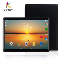 NEW KIVBWY Tablets 10.1 inch 2GB+32GB Android8.0 Octa Core 4G LTE Tablet Pc Google Play Dual SIM Card GPS WiFi Bluetooth ZOOM