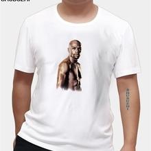 Floyd Mayweather money is king Men's MMA T-shirts Short Slee