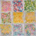 Mixed Polymer Clay Slices Resin Pearl Beads Sprinkles For Slimes Filling Resin Epoxy DIY Filler Christmas Halloween Accessories