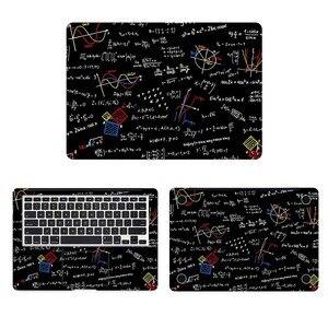 Математическая формула Scrawl наклейка для ноутбука Macbook, наклейка Pro 16