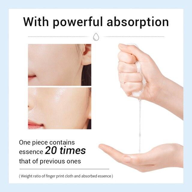 BREYLEE Face Mask Collagen Facial Sheet Mask Retinol Acne Treatment Serum Whitening Moisturizer Skin Care Anti Aging Vitamin C 2