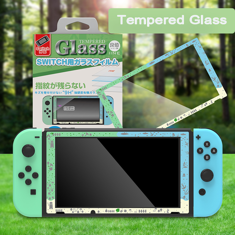 Switch NS Tempered Glass Screen Protector For Nintendo Switch NS Screen Protector For Nintendo Switch Accessories
