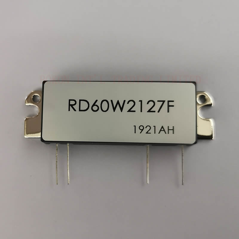 210-270MHz 30W / 60W 12.5V / 24V RD60W2127F For MOBILE RADIO RF MOSFET Amplifier Module 210 To 270Mhz Cross Reference RA30H2127M