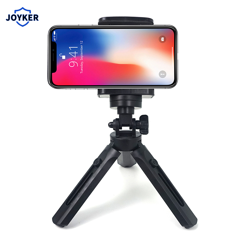 Hot Selling Tripods Tripe Cellular Phone Camera Mobile Holder Monopod Stand Clip Extension Tripod For Phone Trip Celular
