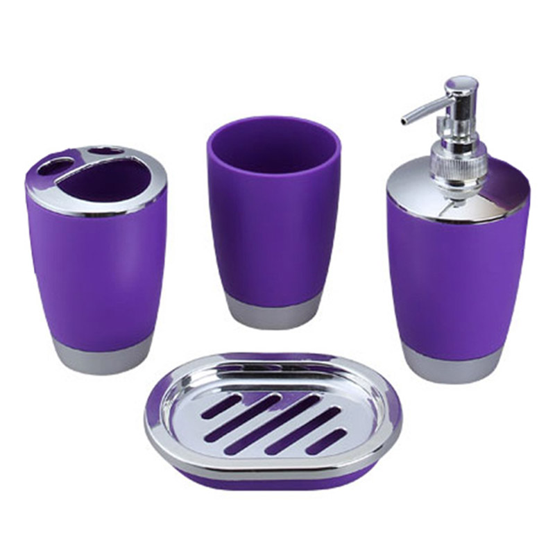 Best Top 10 Purple Bathroom Accessories Set Ideas And Get Free Shipping A688