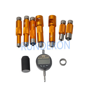 Image 3 - CRI Diesel Service Workshop Common Rail Fuel Injectors Armature Stroke Space Gap Measurement Repair Tools Kit for Bosch Denso