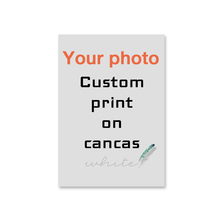 Sunsfun Custom Canvas Painting Print Your Photos on Canvas Wall Art Poster Picture For Living Room Home Decor High Quality Canva