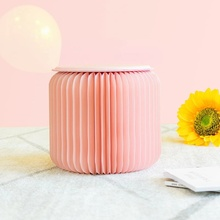 цены 18 paper coral pink paper stool folding low stool fashion designer style web celebrity stool fashion furniture