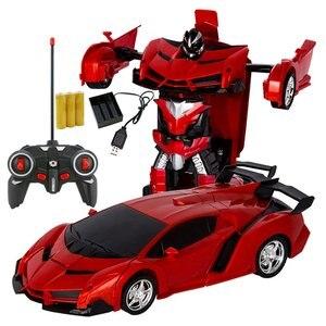 RC Car Transformation Robots S