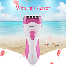 110-240V Rechargeable Lady Shaver Women Epilator Electric Ha
