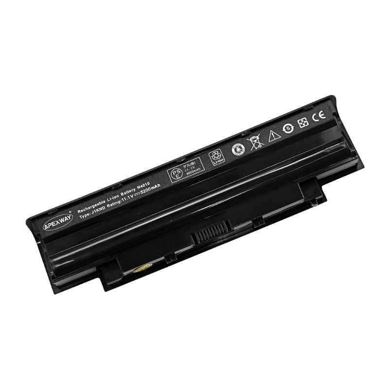 Apexway 11.1V Batteria Del Computer Portatile per Dell Inspiron n5110 N5010 N5010D N7010 N7110 M501 M501R M511R N3010 N4010 N3110 N4050 n4110