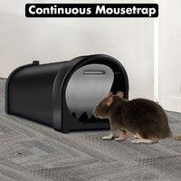 1/2/3 pcs ratoeira ratoeira ratoeira ratoeira de plástico reutilizável ratoeira ratoeira ratoeira física controle de pragas doméstico