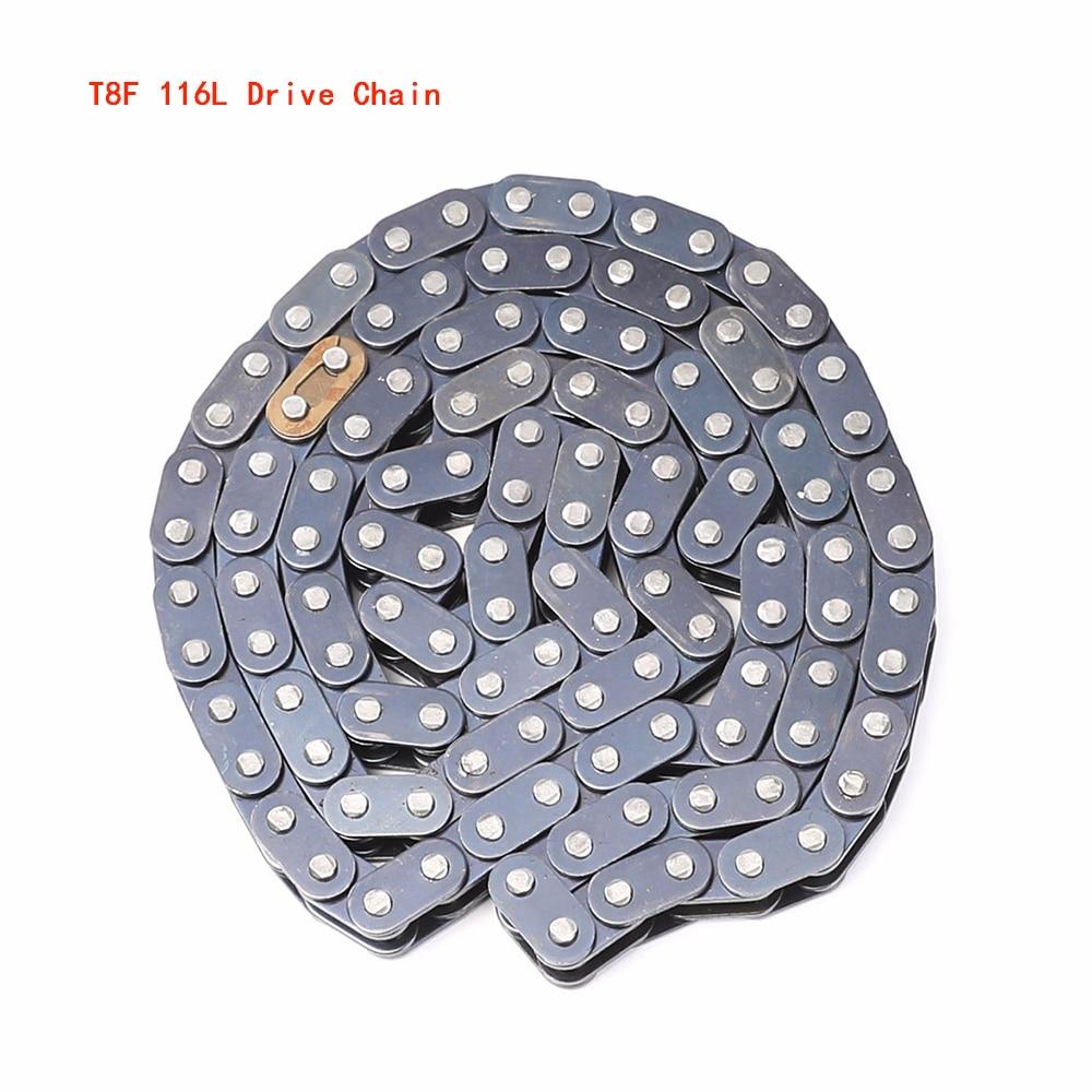 T8F 120L Drive Chain for 43cc 47cc 49cc Mini Pocket Bike 120 Links