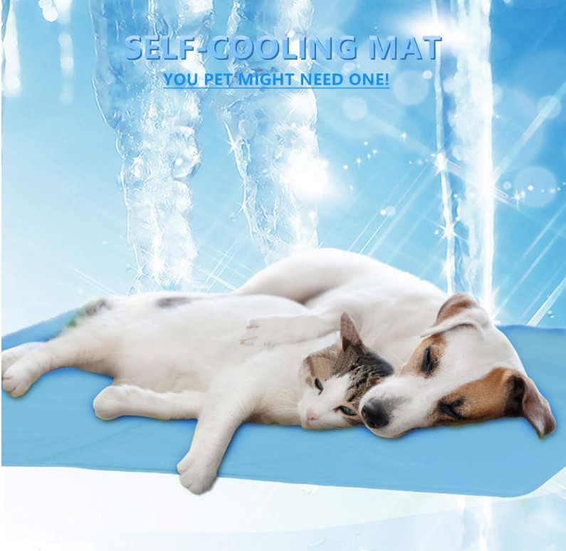 נוח רחיץ ג 'ל כרית כרית לחיות מחמד מחצלת חיתול שתן סופג חיתול מחצלת לשימוש חוזר אימון כרית כלב רכב מושב כיסוי