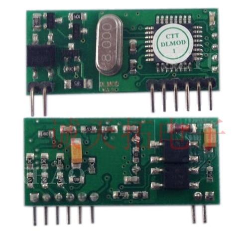 DT6 2-channel PWM DALI Protocol Decoding Module LED Lamp Two-color Cold Warm Light Dali Pwm Dimming Module