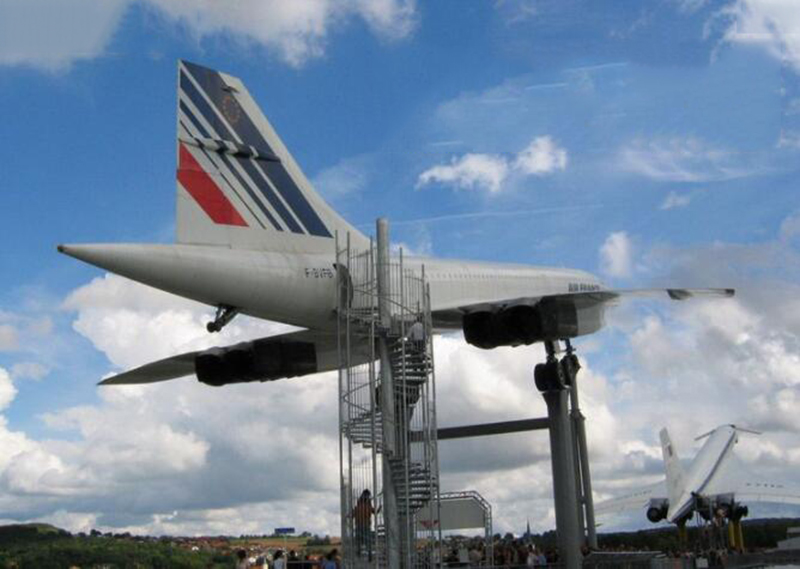 15CM 1:400 Scale Concorde Air France 1976-2003 Airline Model Alloy Collectible Display Toys Airplane Model Collection Kids Gift