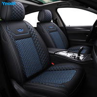 Ynooh Car seat covers For nissan leaf x trail t30 navara d40 almera n16 primera p12 terrano teana j32 classic car protector