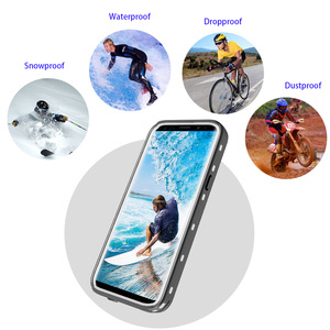 Image 4 - IP68 Water proof Phone Case For Samsung Note 20 10 9 Case 360 Protection Cover for Galaxy S20 Ultra S9 S10 Plus Waterproof Case