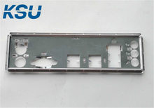 New I/O shield back plate Chassis bracket of motherboard for Asrock 970DE3/U3S3 980 DE3/U3S3 just shield backplane(China)