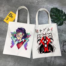 Японская Манга Аниме kakegurui yumeko jabami графические сумки