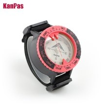 KANPAS Scuba diving compass / Dive compass / Compass sea navigation / Blue compass glow