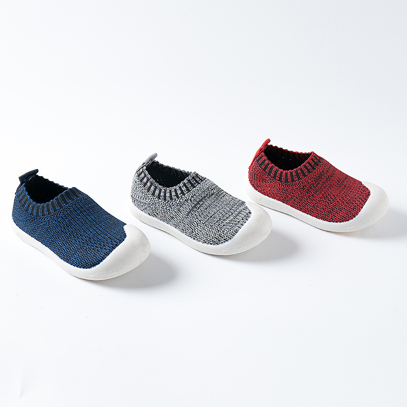 Infant Toddler New Mesh Shoes Soft Bottom Comfortable Non-slip Kid Baby Shoes
