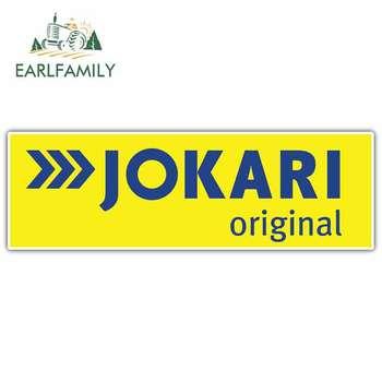 EARLFAMILY 13 см x 4,1 см для Jokari инструменты немецкие авто наклейки RV JDM Bumepr ноутбук водонепроницаемые наклейки виниловые автомобильные Assessoires