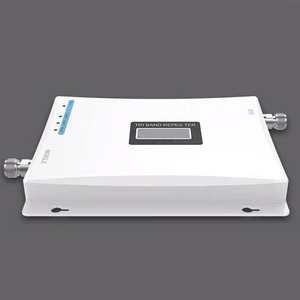 Image 4 - Mobile Booster Triband Signal Amplifier 900 1800 2100 GSM Repeater Tri Band with ALC/MGC Cell Phone Signal Repeater Booster