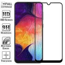 Full Curved Tempered Glass For Samsung A10S A20S A30S A40S A50S A90 5G A20e A40 A10 M20 A30 Screen Protector Protective film cheap NCSW Front Film Scratch Proof Easy to Install Ultra-thin
