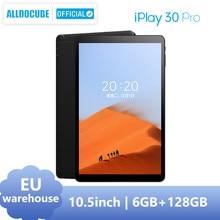 ALLDOCUBE-Tableta iPlay30 Pro de 10,5 pulgadas, Tablet con android 10, ocho núcleos, 6GB RAM 128GB ROM, tarjetas Sim duales, llamada de teléfono, PC, 1920x1200