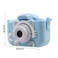 2.0 inch IPS Screen Mini Kids Digital Camera with 32GB SD Card 1080P Dual Lens G2AC