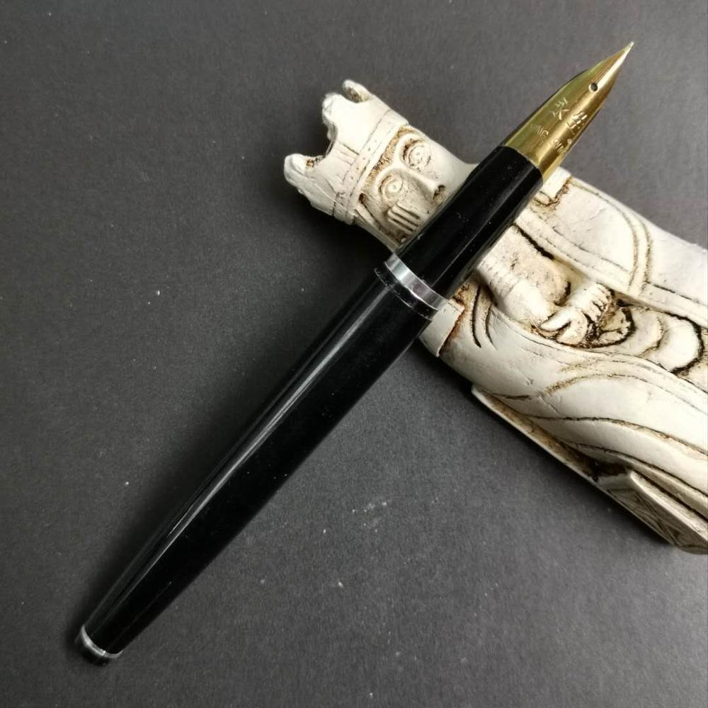 Old Stock Wing Sung Fountain Pen Ink Pen Aerometric Filler Special Nib Stationery Office School Supplies Writing Gift