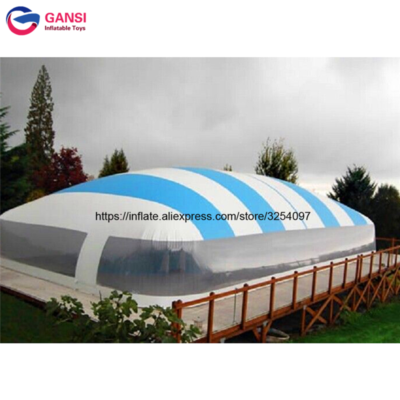 inflatable pool dome18