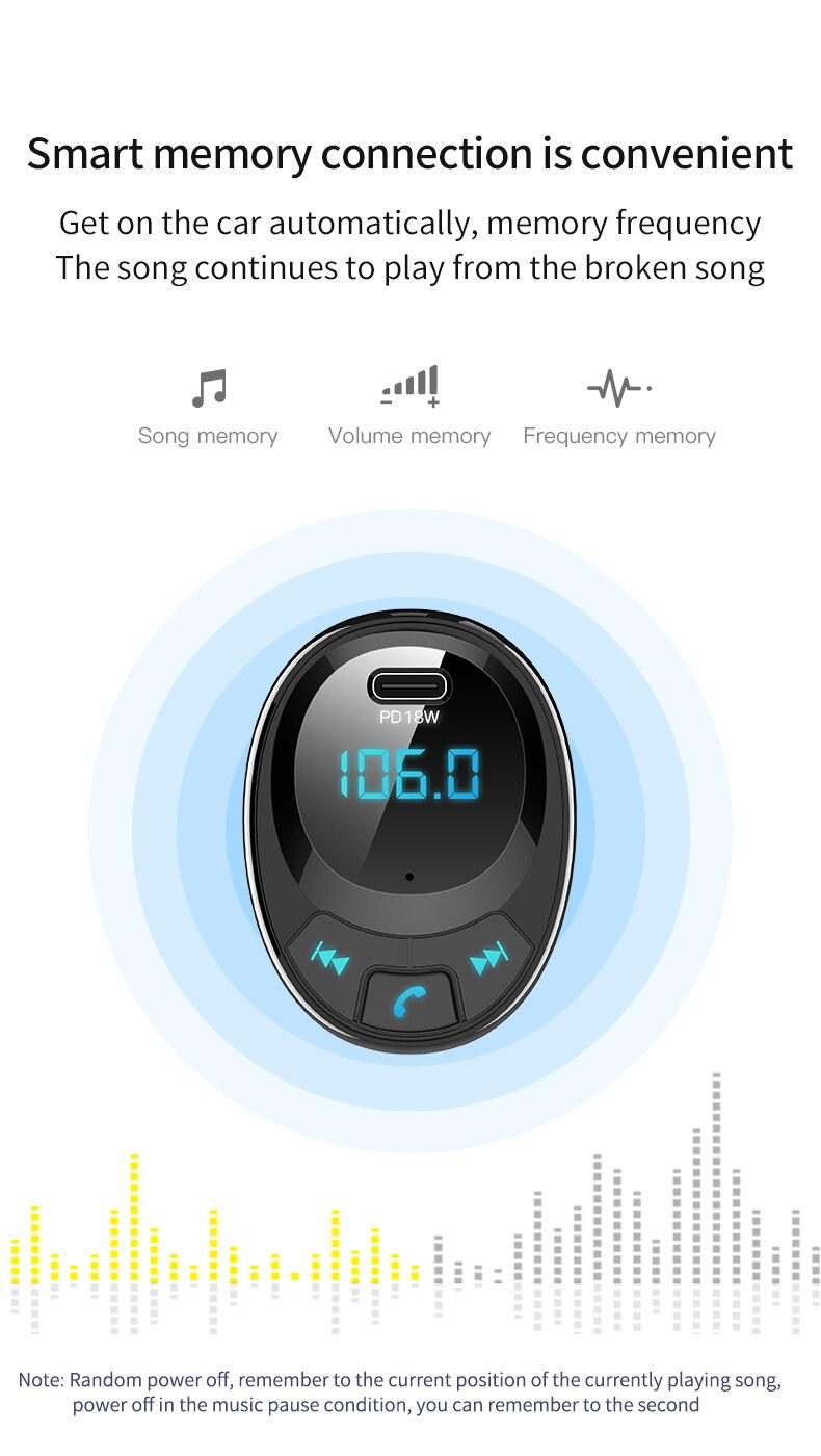 Carro mp3 player carregador mãos-livres transmissor fm