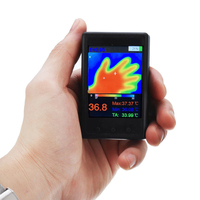 Professional HY 18 MLX90640 Infrared Temperature Sensor Digital Infrared Portable Thermographic Camera Hot Sale