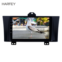 Harfey Car Stereo Android 8.1 Navi 9 HD GPS Bluetooth Auto Radio for Honda Elysion 2012 2015 HD Touchscreen USB support Carplay